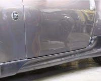 Z34 - Top Secret FRP Side Skirts