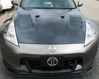 Z34 - Top Secret FRP Vented Hood