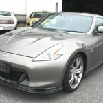 Top Speed Carbon Lip Spoiler Nissan 370z 09