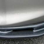 Top Speed Carbon Lip Spoiler Nissan 370z 09b