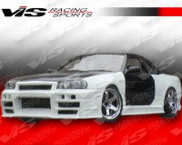 R32 - VIS Racing 2DR R34 Conversion Full Body Kit
