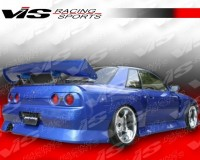 R32 - VIS Racing B-Speed Rear Fenders