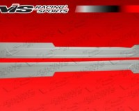 G37 - VIS Racing CTX Side Skirts Coupe