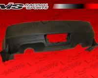 G37 - VIS Racing Zelda Rear Bumper Coupe