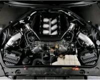 R35 - ZCar Zero Dry CF Manifold Cover