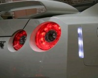 R35 - ZCar Zero LED Rear Side Markers