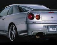 R34 - Blitz Aerospeed Rear Trunk Wing