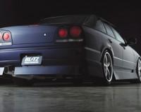 R33 - Blitz NUR-RX Catback Exhaust