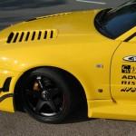 C-West Carbon Front Hood Nissan R34 GT-R 99-02a