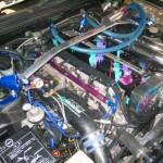 Cusco 40 Front Strut Bar Nissan Skyline BCNR33 BNR34 GTR 93-02