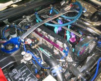 R33 - Cusco 40 Front Strut Bar