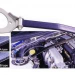 Cusco ALC-OS Front Strut Bar Nissan R33 GT-R 95-02