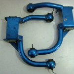 Cusco Adjustable Front Upper Control Arms Nissan R33 95-98