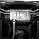 Eisenmann Rear Muffler Exhaust Dual Quad Tips Nissan R35 GTR 09b