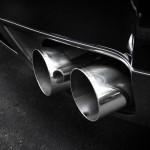 Eisenmann Rear Muffler Exhaust Dual Quad Tips Nissan R35 GTR 09e