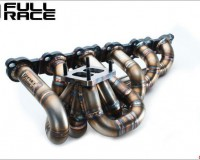 R33 - Full Race ProStreet T4 Twinscroll Top Mount Turbo Manifold