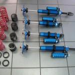 JRZ RS Pro Coilovers Nissan Skyline R33 R34 95-02d