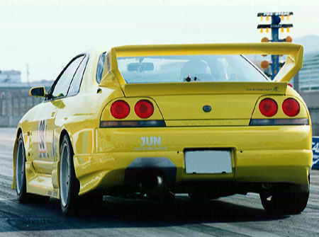 R33 Gtr Wing Blade Cosmetic Styling Amp Respray Sau