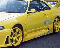 R33 - JUN Side Skirts