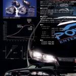 Power Enterprise PE1520TR Upgrade Kit GT-R RB26DETTa