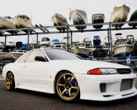 R32 - VIS Racing Demon Side Skirts