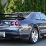 VIS Racing Invader Full kit Nissan R33 GT-R 95-98f