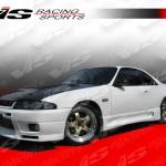 VIS Racing Techno R Front Bumper Nissan R33 GT-R 95-98b