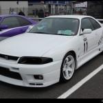 VIS Racing Techno R Front Bumper Nissan R33 GT-R 95-98e