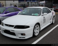 R33 - VIS Techno R Side Skirts