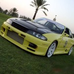 VIS Racing Terminator Full Body kit Nissan R33 GT-R 95-98a