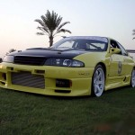 VIS Racing Terminator Full Body kit Nissan R33 GT-R 95-98b