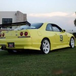 VIS Racing Terminator Full Body kit Nissan R33 GT-R 95-98d