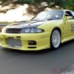 VIS Racing Terminator Full Body kit Nissan R33 GT-R 95-98e