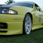VIS Racing Terminator Full Body kit Nissan R33 GT-R 95-98j