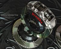 "R34 - Brembo GT-R 13.5"" 4Pist 2pc Rear BBK"
