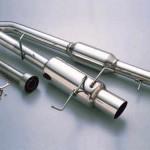 Blitz NUR Spec R Exhaust System Nissan Skyline GT-R R34 99-02