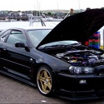 Ohlins Road & Track Coilovers R34 GT-R 99-02a