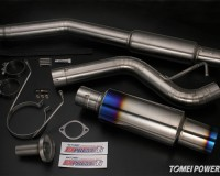 R34 - Tomei Extreme Ti Catback Exhaust