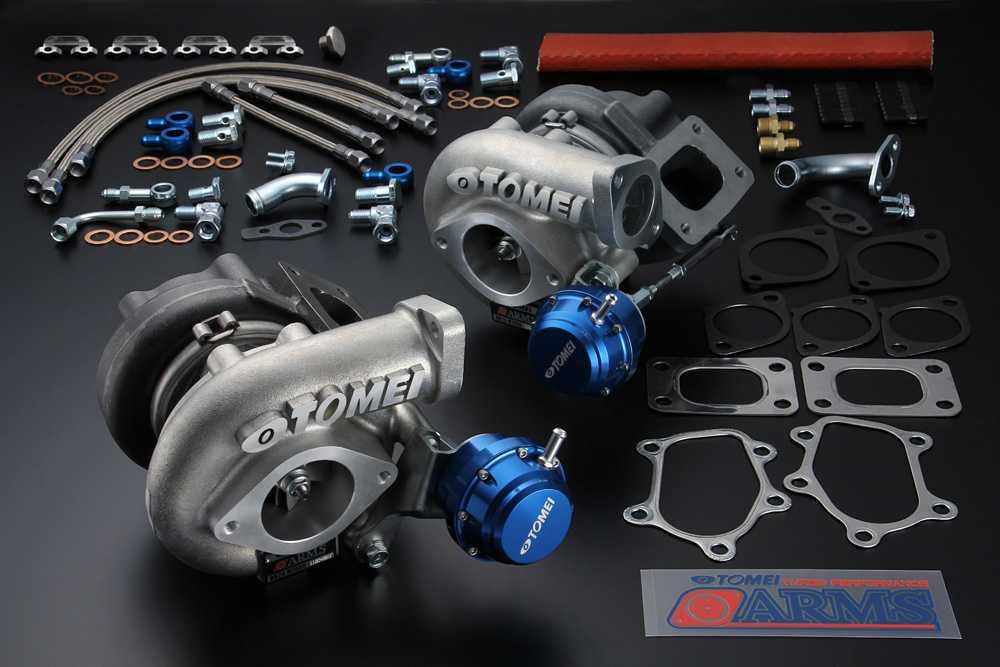 Tomei M8260 Turbo Kit Nissan R32 R33 R34 Gt R Rb26dett 89 02
