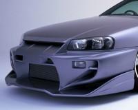 R34 - Veilside C1 Front Bumper GTS
