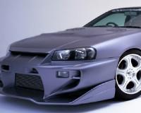 R34 - Veilside CI Hood Diffuser GTS