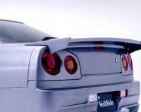 R34 - Veilside CI Rear Wing Spoiler GTS