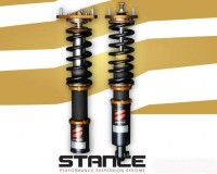 R34 - Stance GR+ Coilovers