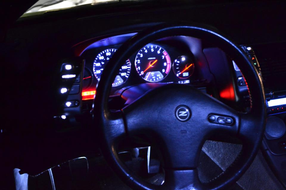Zilver Lights Full Led Interior Amp Exterior Kits Nissan