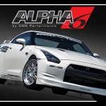 AMS Performance Nissan GT-R Alpha 6 Package