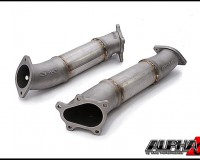 R35 - AMS Cast Downpipes