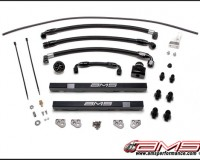 R35 - AMS Alpha Fuel Rail Kit w/Regulator