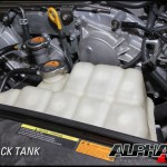AMS Performance Coolant Expansion Tank Kit Nissan GT-R R35 09c