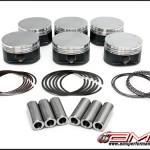 AMS Performance Nissan GT-R JE Piston Set