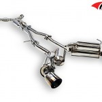 ARK GRIP True Dual Exhaust System Infiniti G35 Coupe 03-06